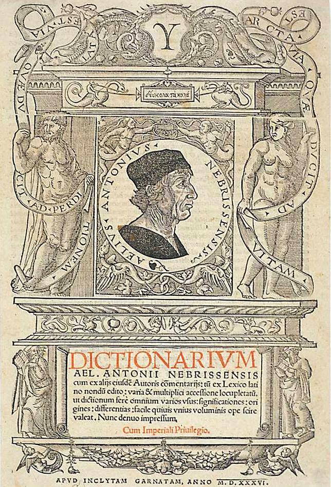 Diccionario latino-español - Wikipedia, la enciclopedia libre