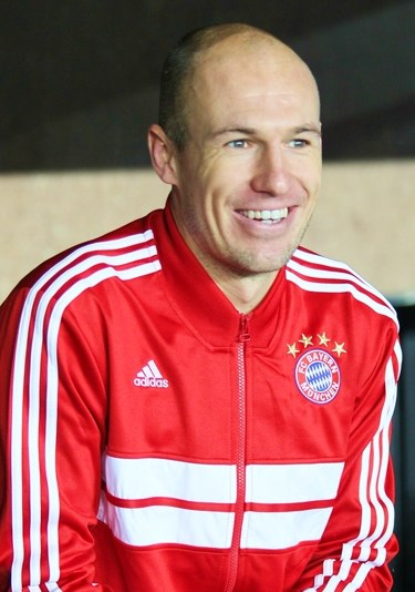 Holland And Holland >> Arjen Robben - Wikipedia, den frie encyklopædi