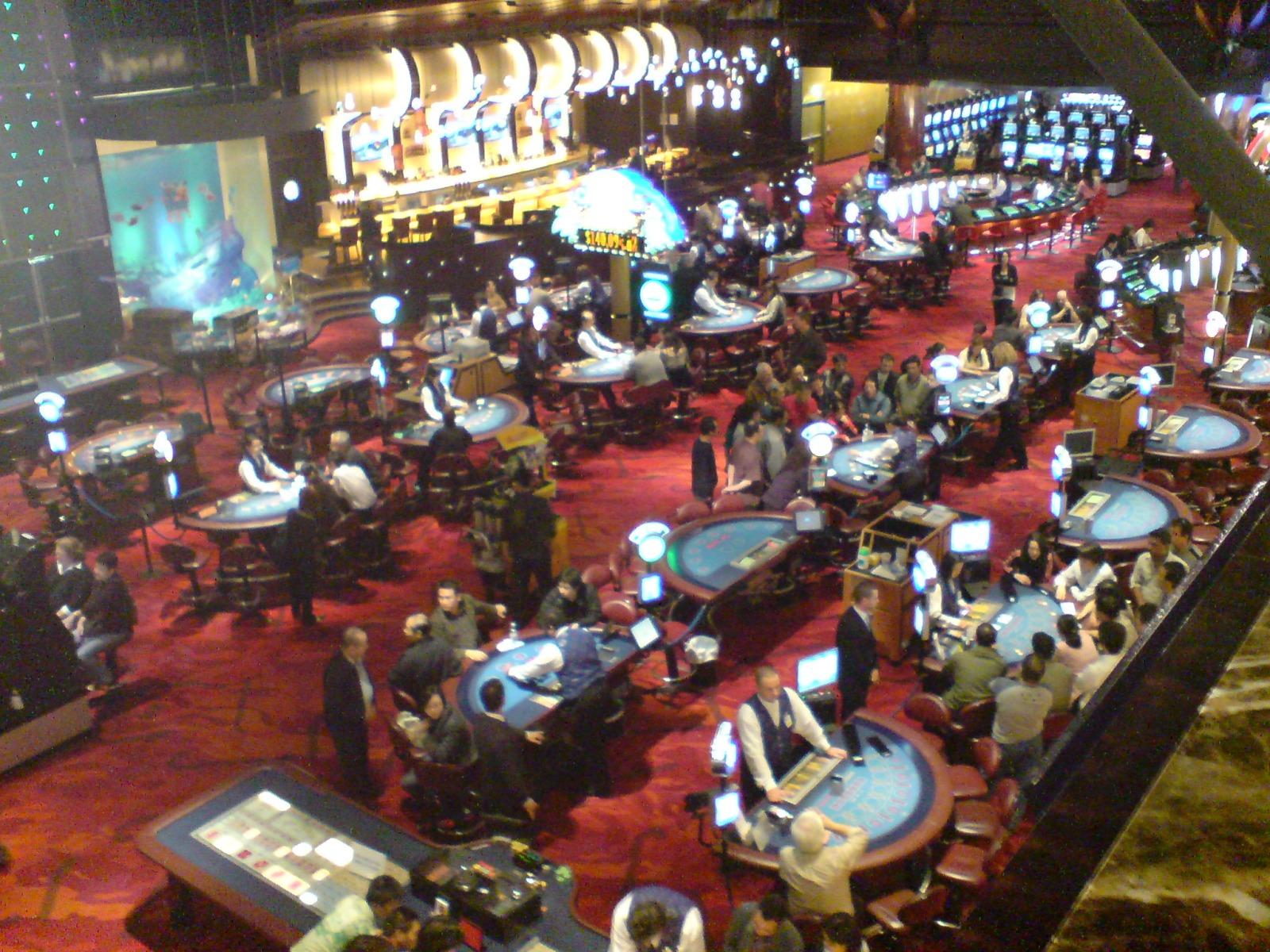 sky casino auckland