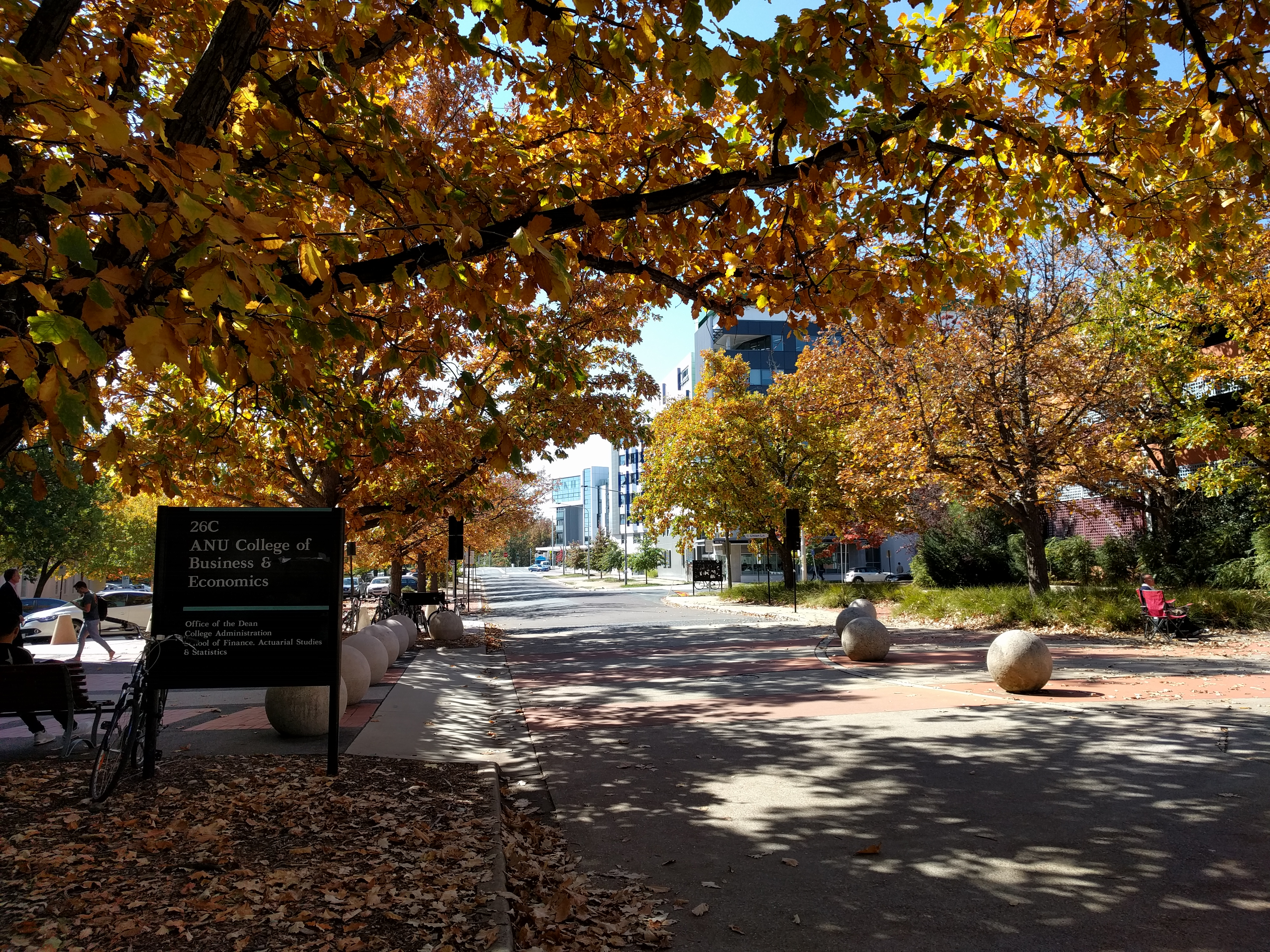 Universitas terbaik Australia jurusan bisnis - Australian National University