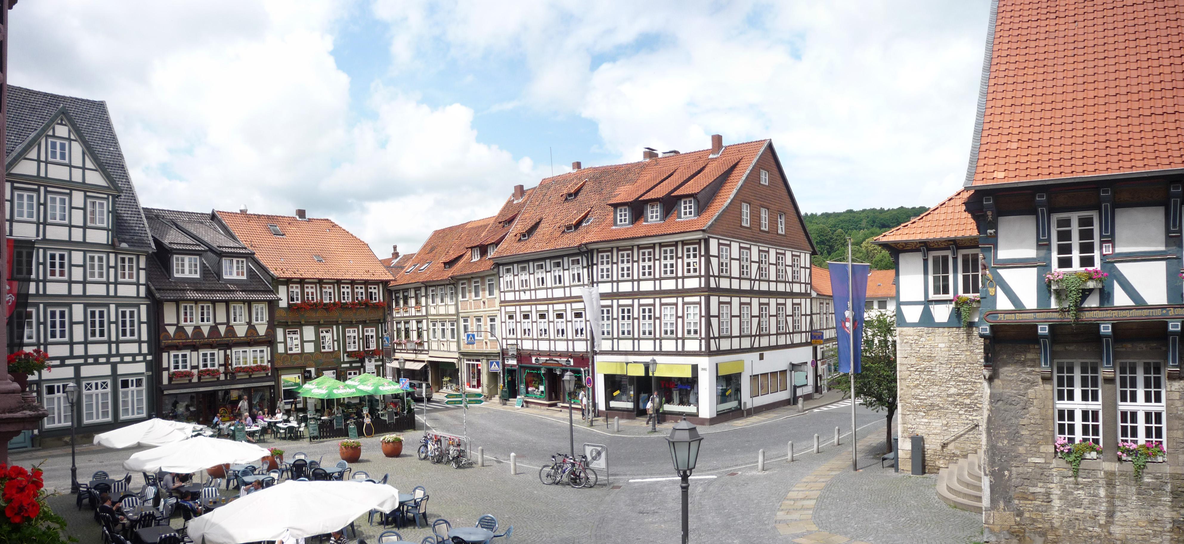 Hotel Bad Gandersheim  Bis  September  Person