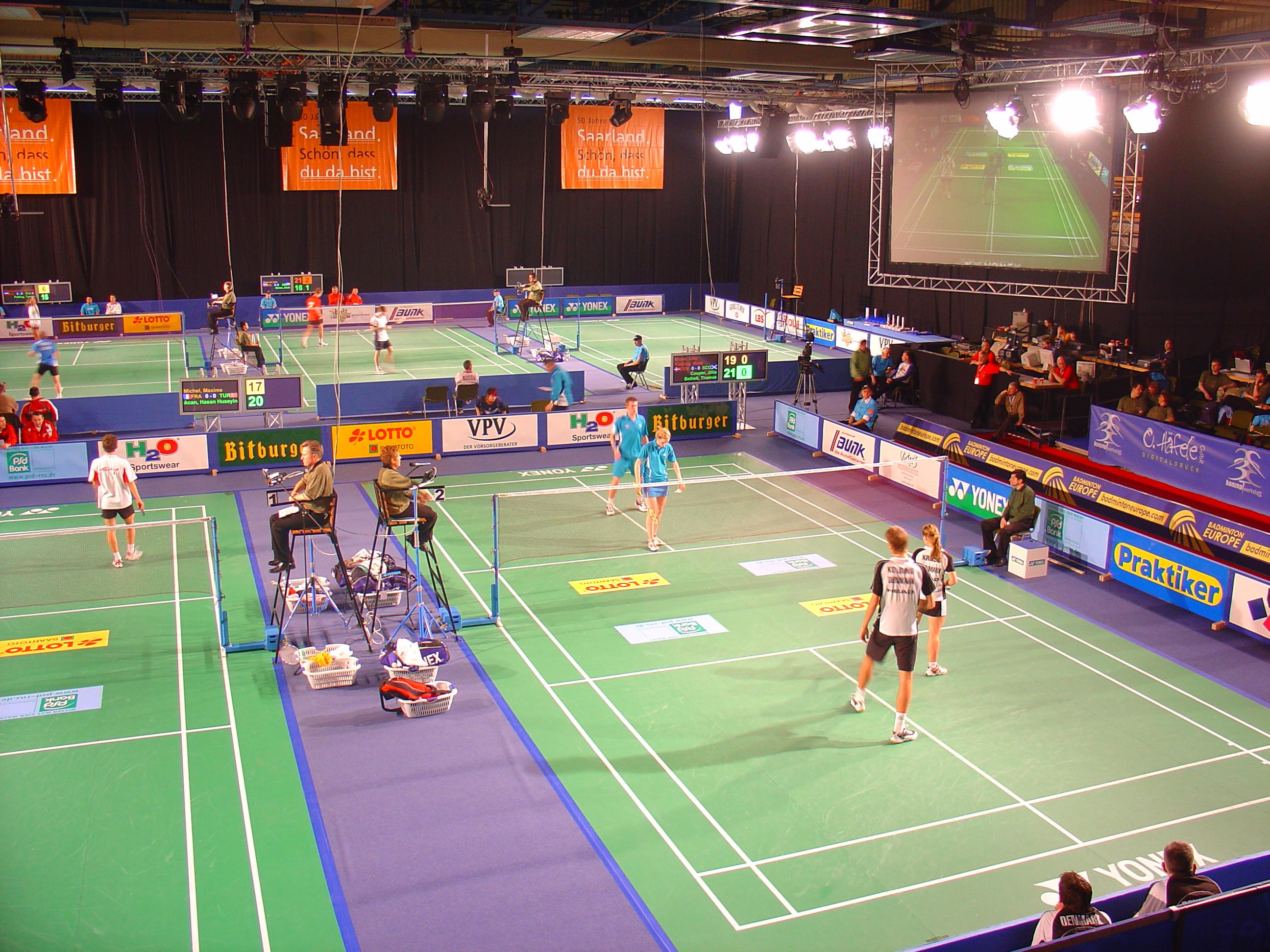 Badminton Junioreneuropameisterschaft Wikiwand