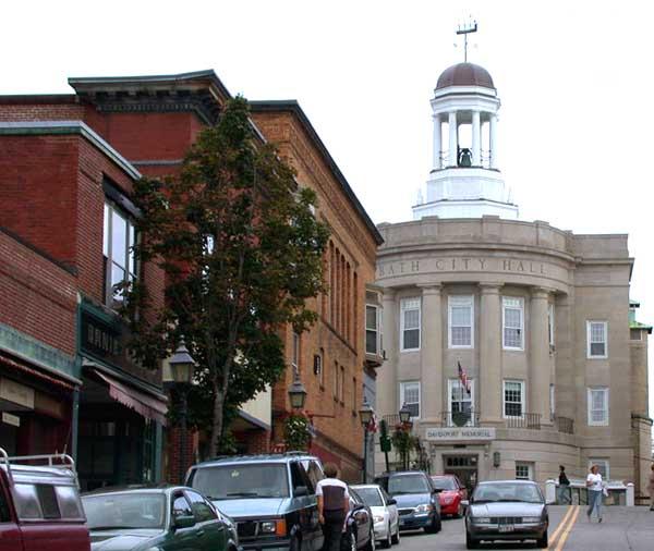 File:Bath city hall Maine USA.jpg