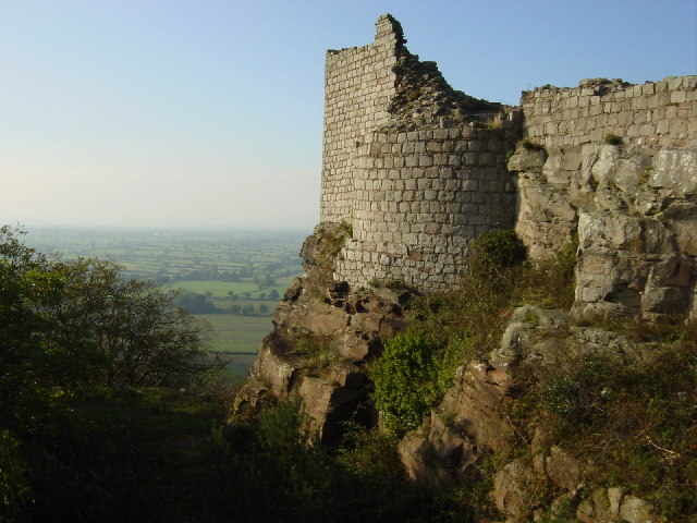Beeston - Beeston Castle Ramparts