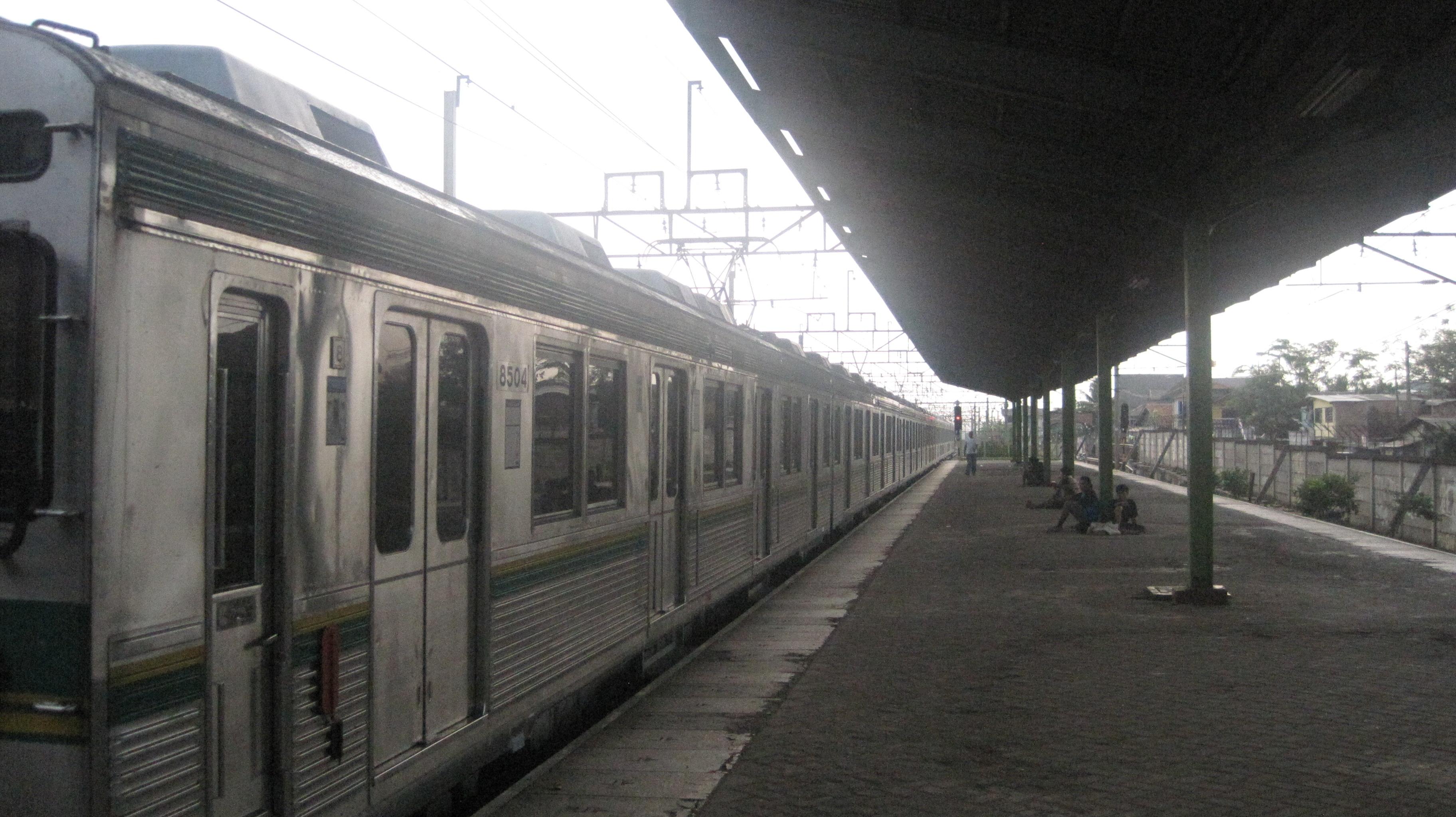 Image Result For Stasiun Bekasi Wikipedia Bahasa Indonesia