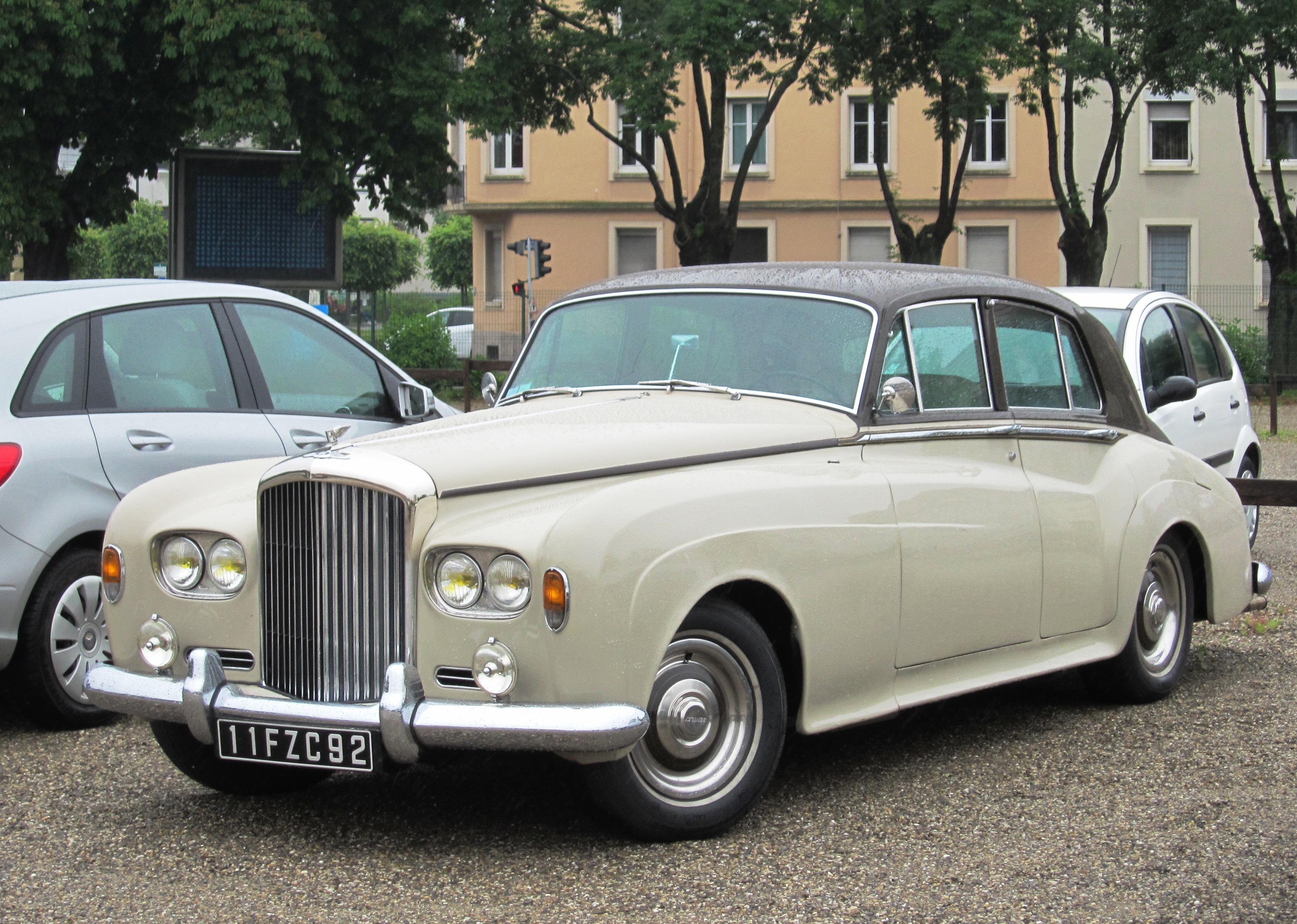 Bentley S3 Wikiwand