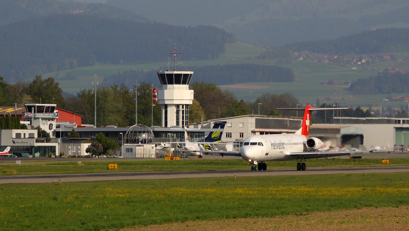 伯尔尼-贝尔普机场