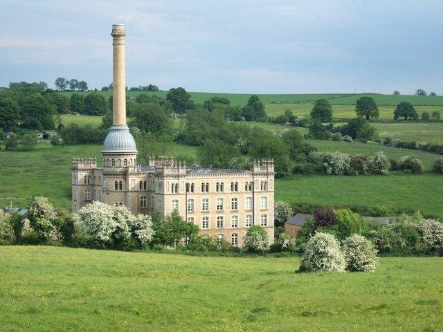 Bliss Tweed Mill Wikipedia