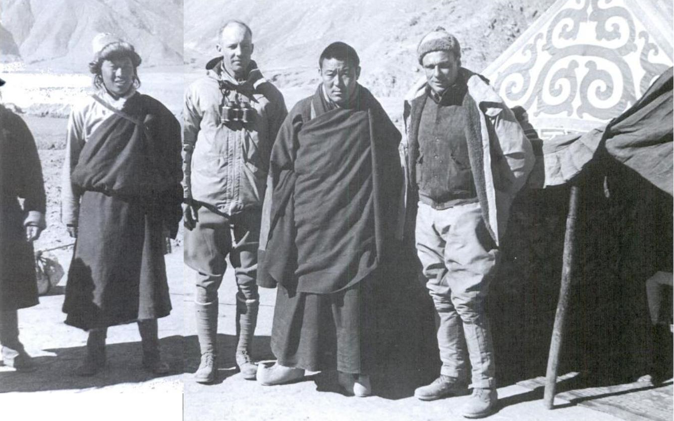 OSS agents gave the Dalai Lama a Patek Phillipe watch from FDR during WWII