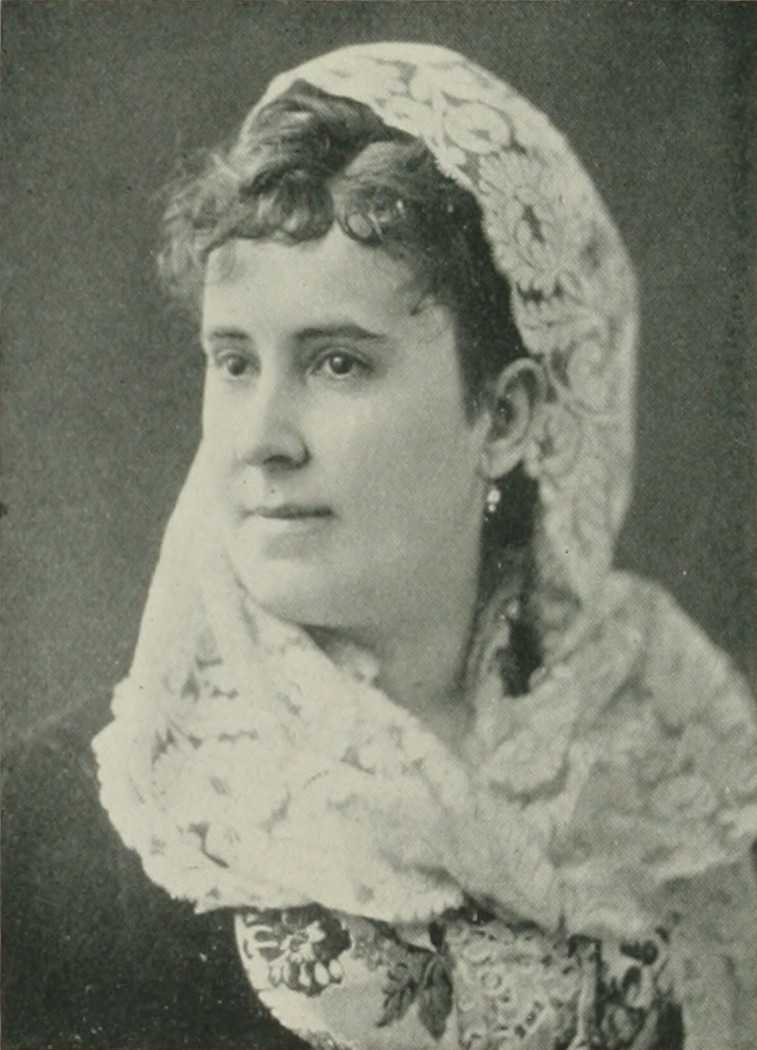 CLARA LOUISE KELLOGG A woman of the century (page 442 crop).jpg