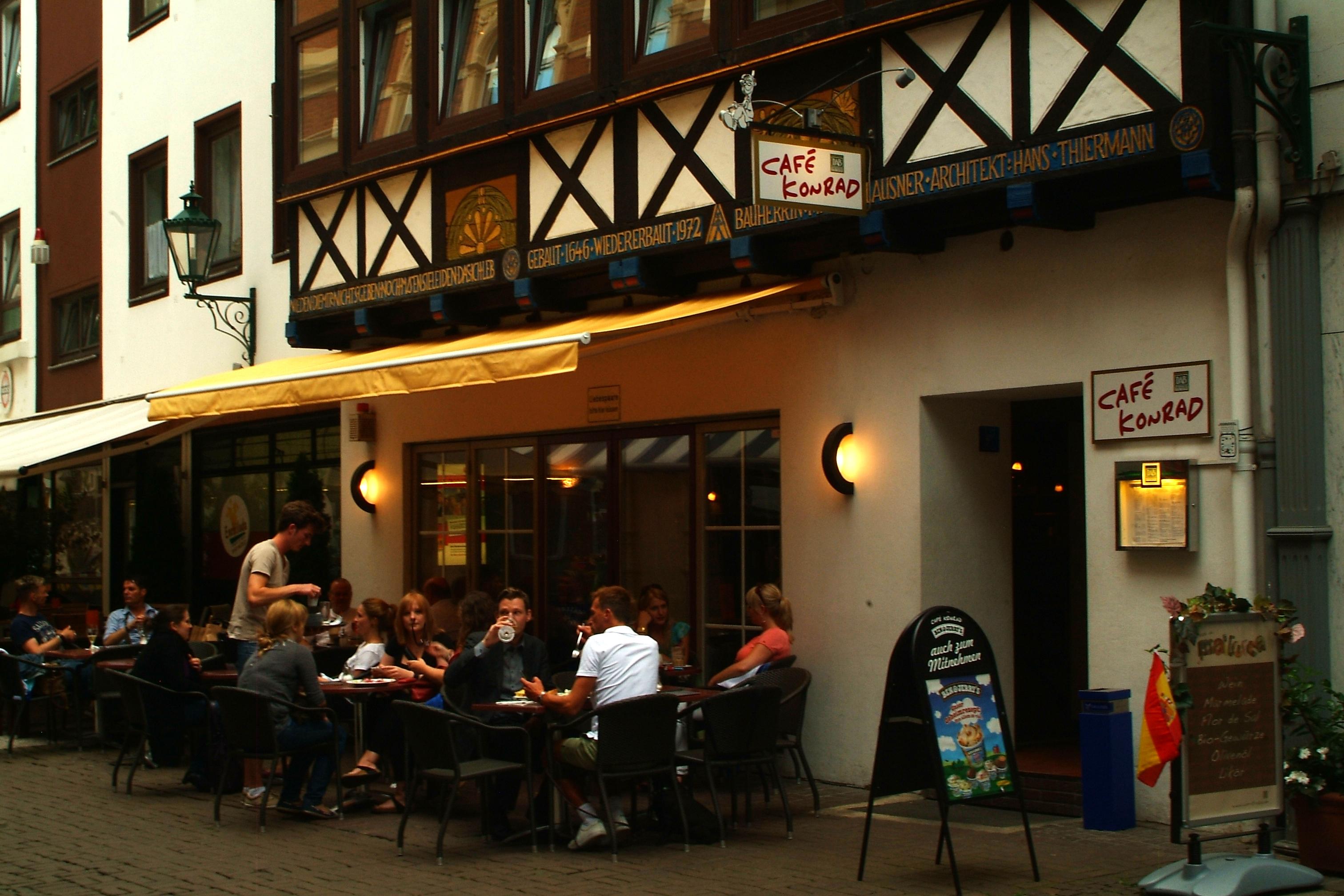 Altstadt Cafe Hannover