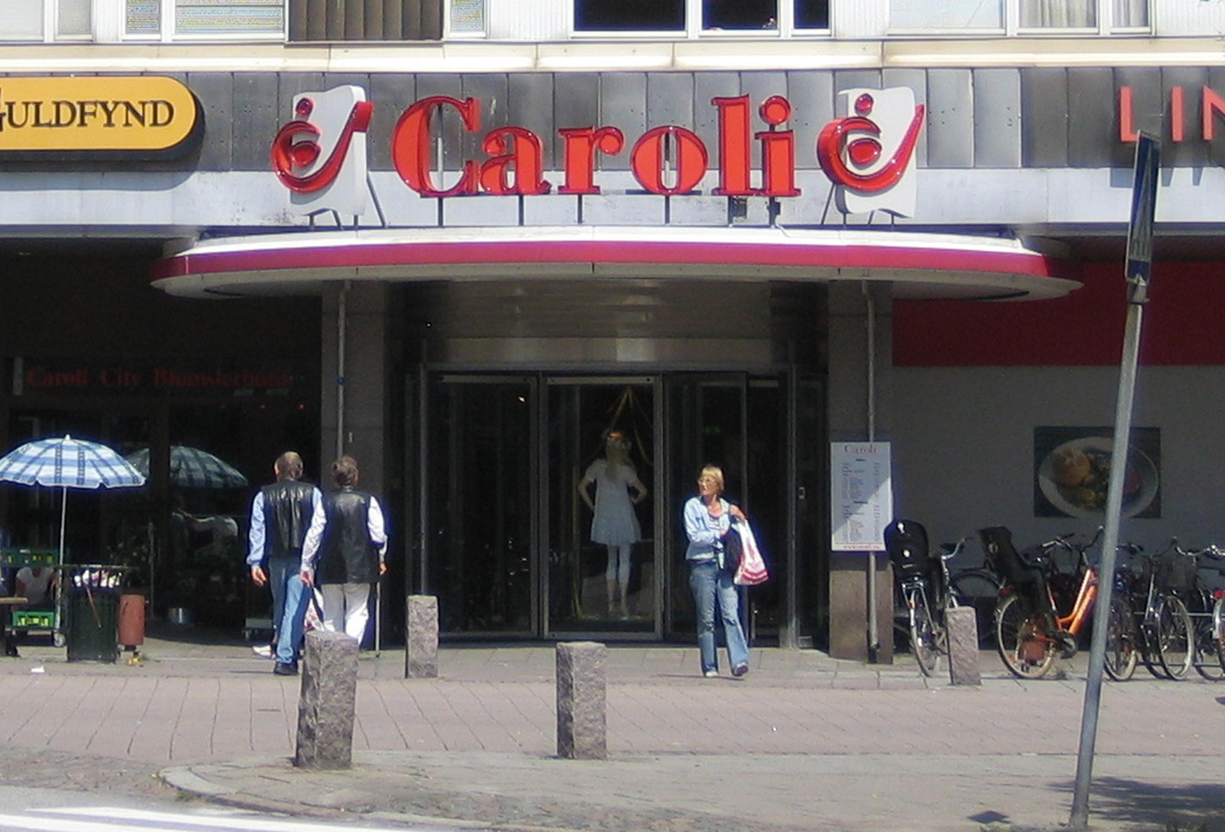 caroli malmö öppettider