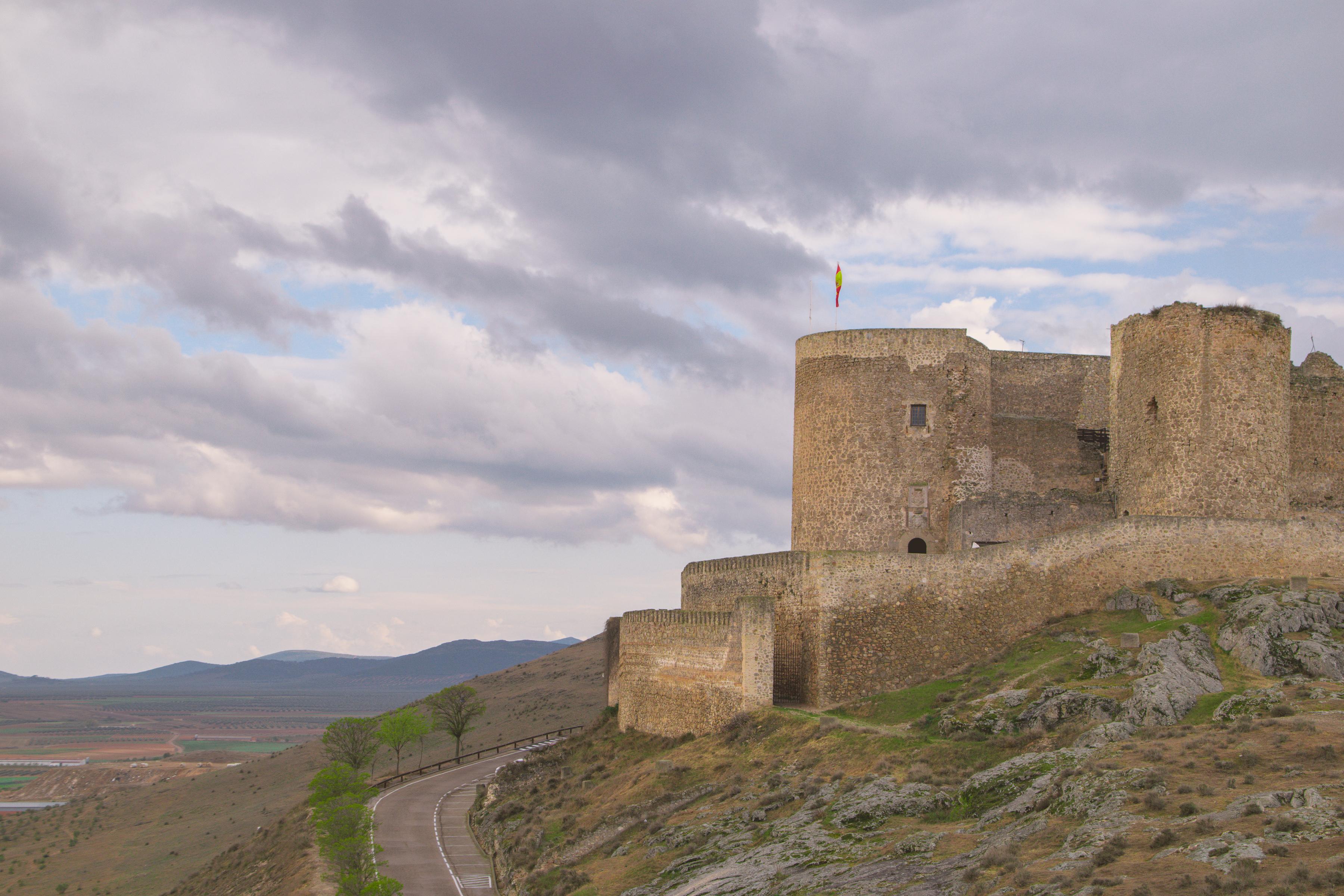 File Castillo De Consuegra Vista Norte Jpg Wikimedia