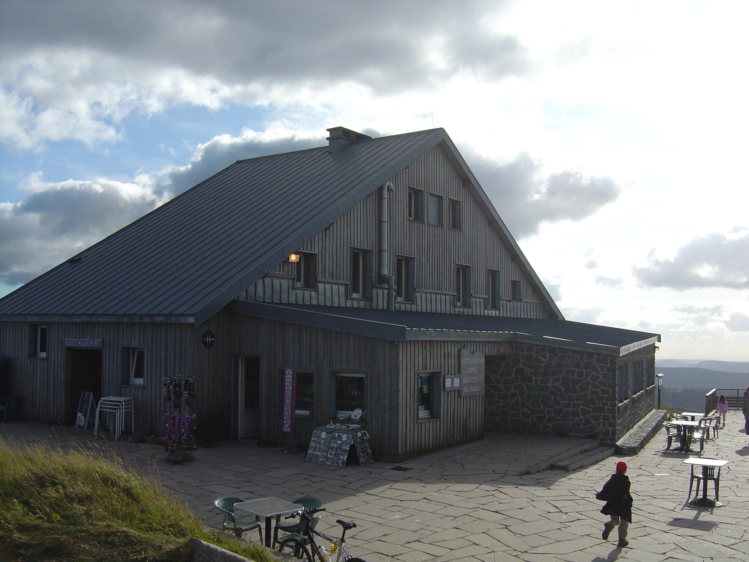 Restaurant Le Chalet Villard Saint Christophe