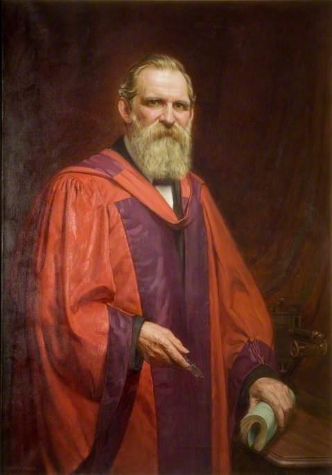 Charles lapworth