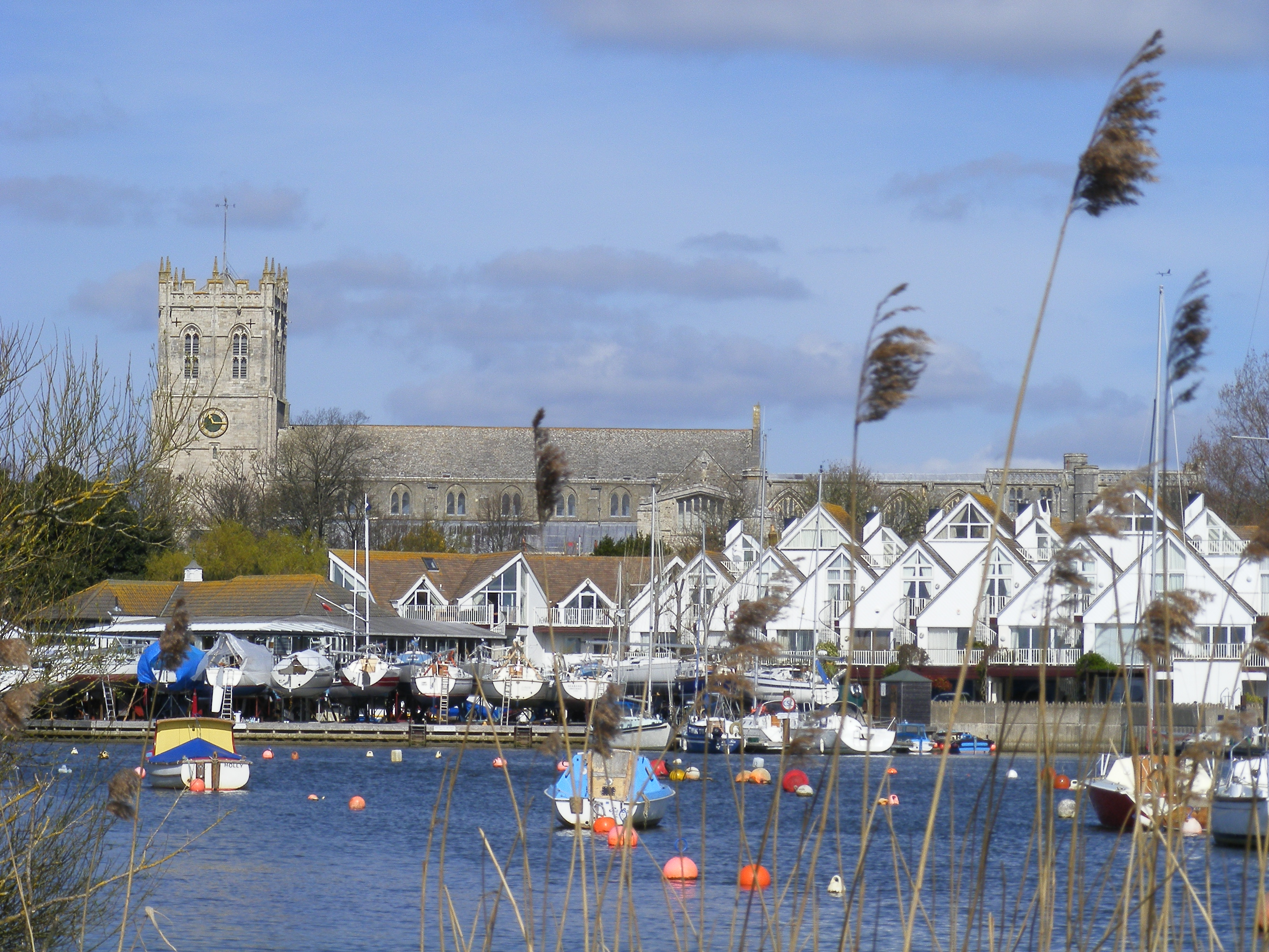 Christchurch Wikipedia: File:Christchurch Dorset 08.jpg