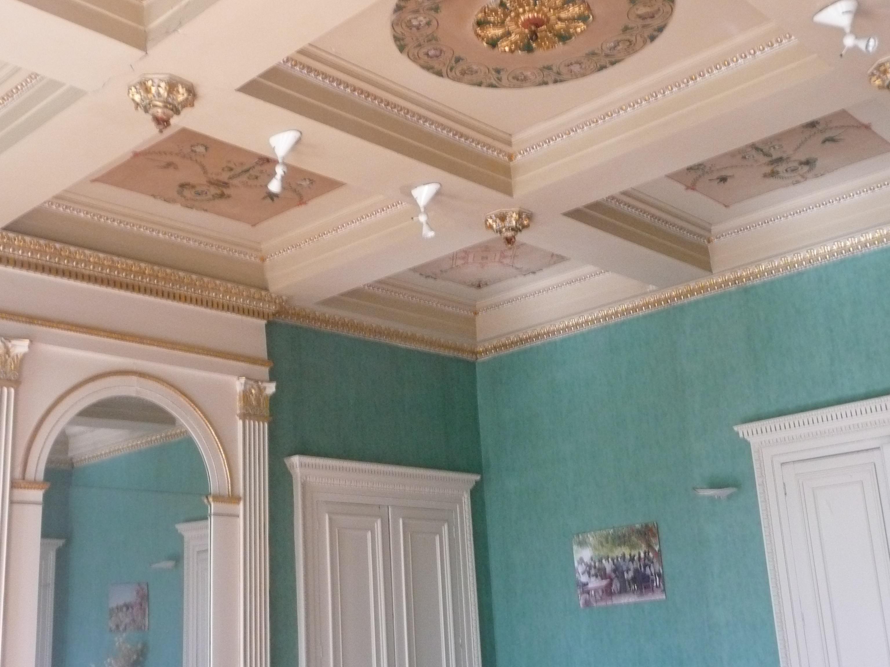 Plafond for Poutre decorative plafond