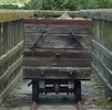 Colliery spoil wagon, Beamish Museum, 2 July 2010.jpg