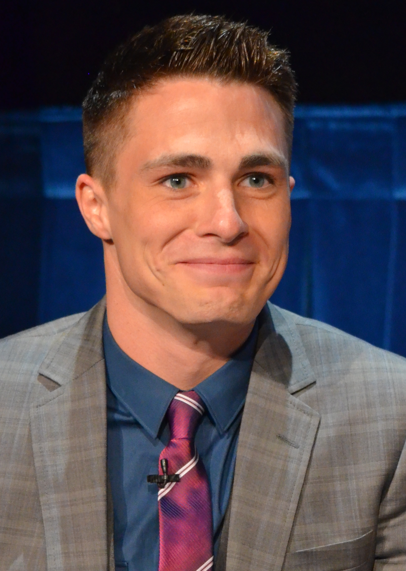 Description Colton Haynes 3, 2012.jpg
