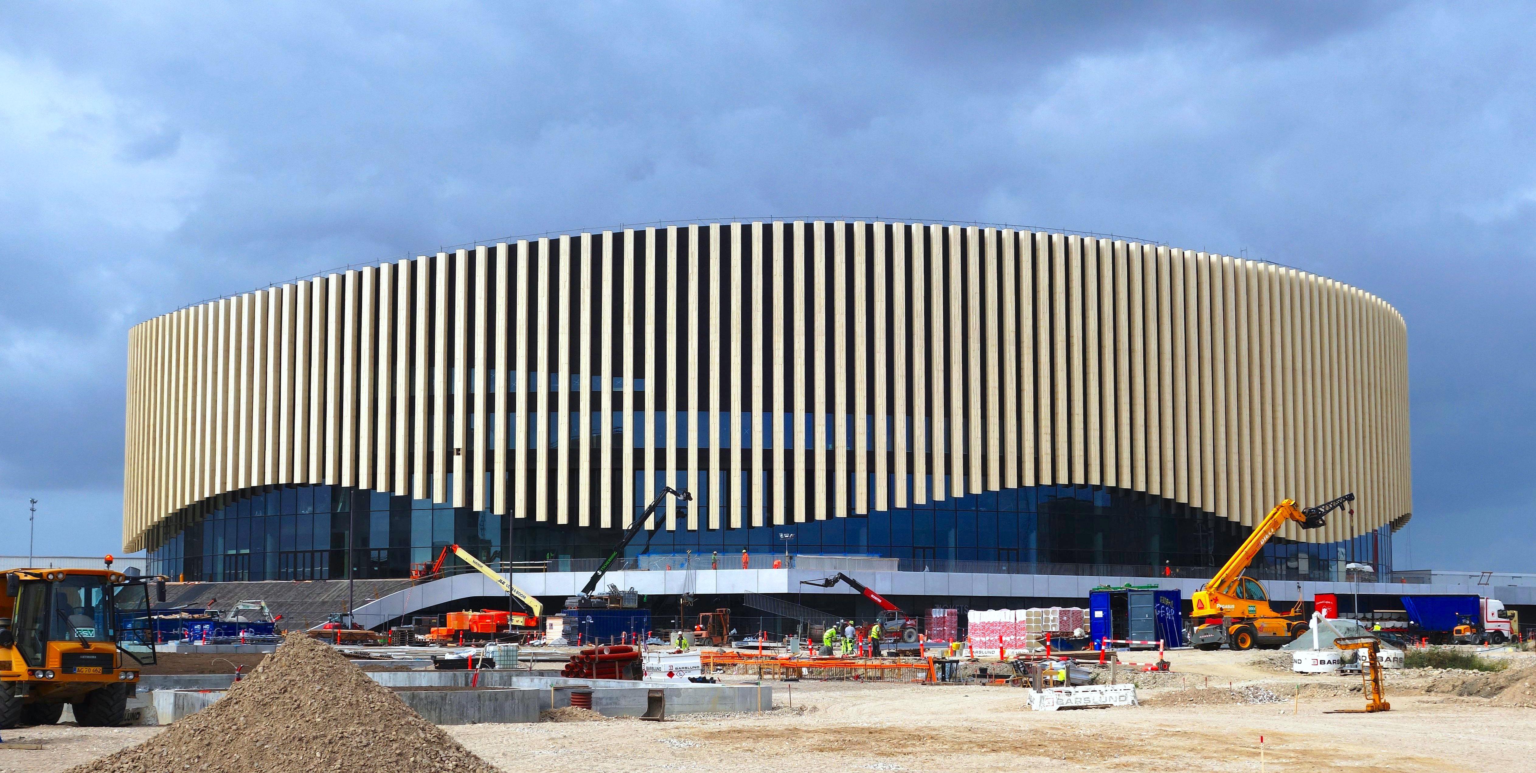 Royal arena for Design hotels arena