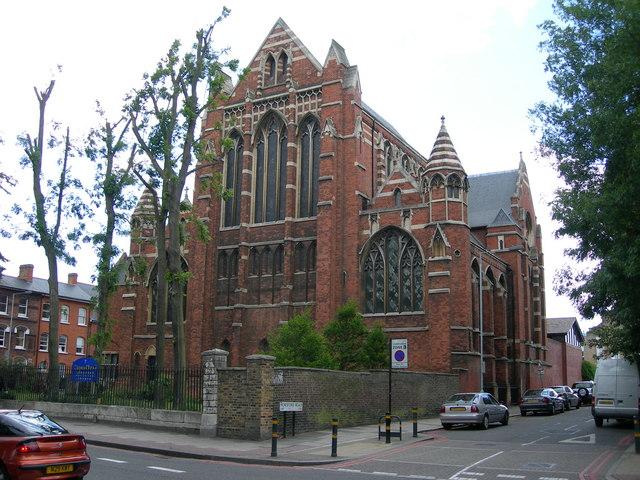 Corpus Christi Church, Brixton