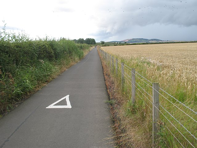 Cycle path - geograph.org.uk - 1442061