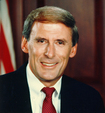 Coats in his first tenure in Congress