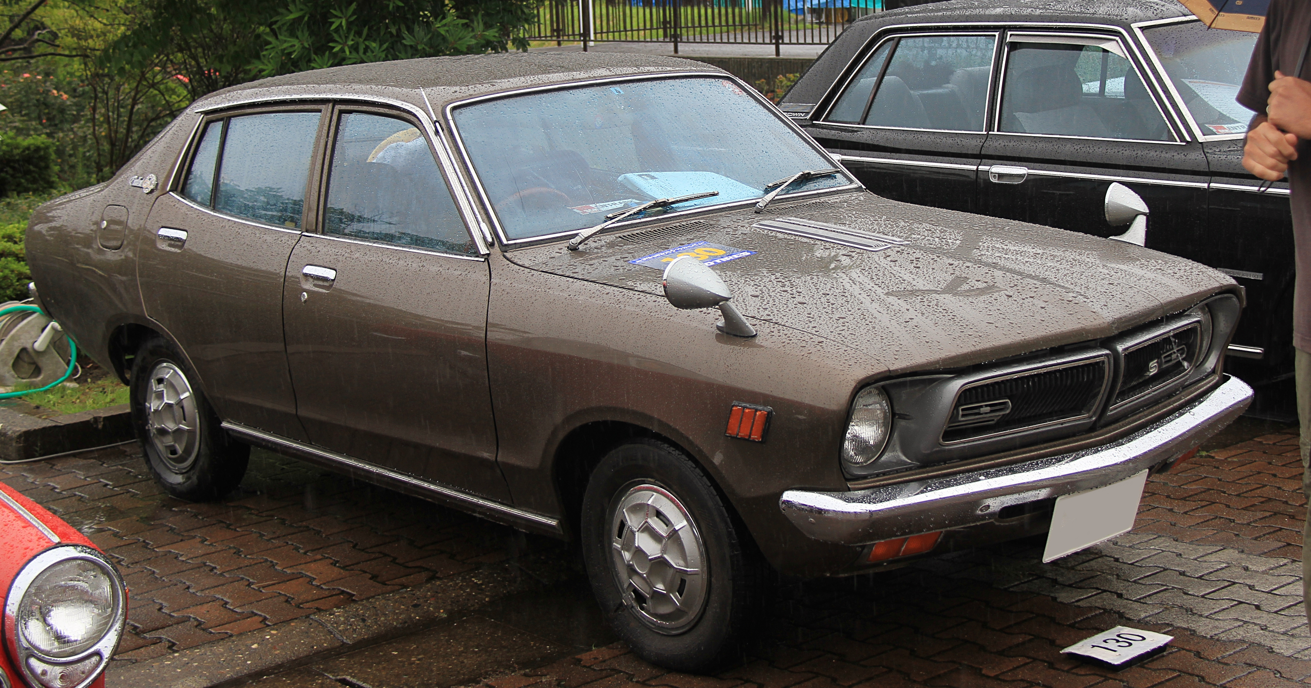 Imcdb Org 1974 Datsun Sunny Excellent 1 4 Gl Pb210 In Quot Uch 251 Keiji Shaider 1984 1985 Quot