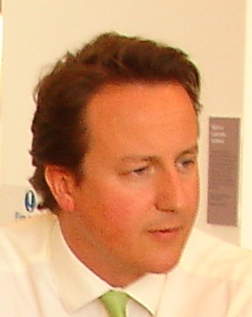 Rt Hon David Cameron, MP, Conservative Party l...