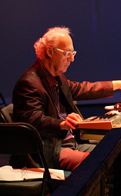 Behrman in 2012