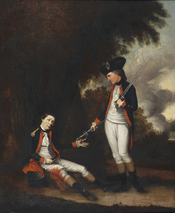 Battle Of The Kettles: Battle Of Stono Ferry