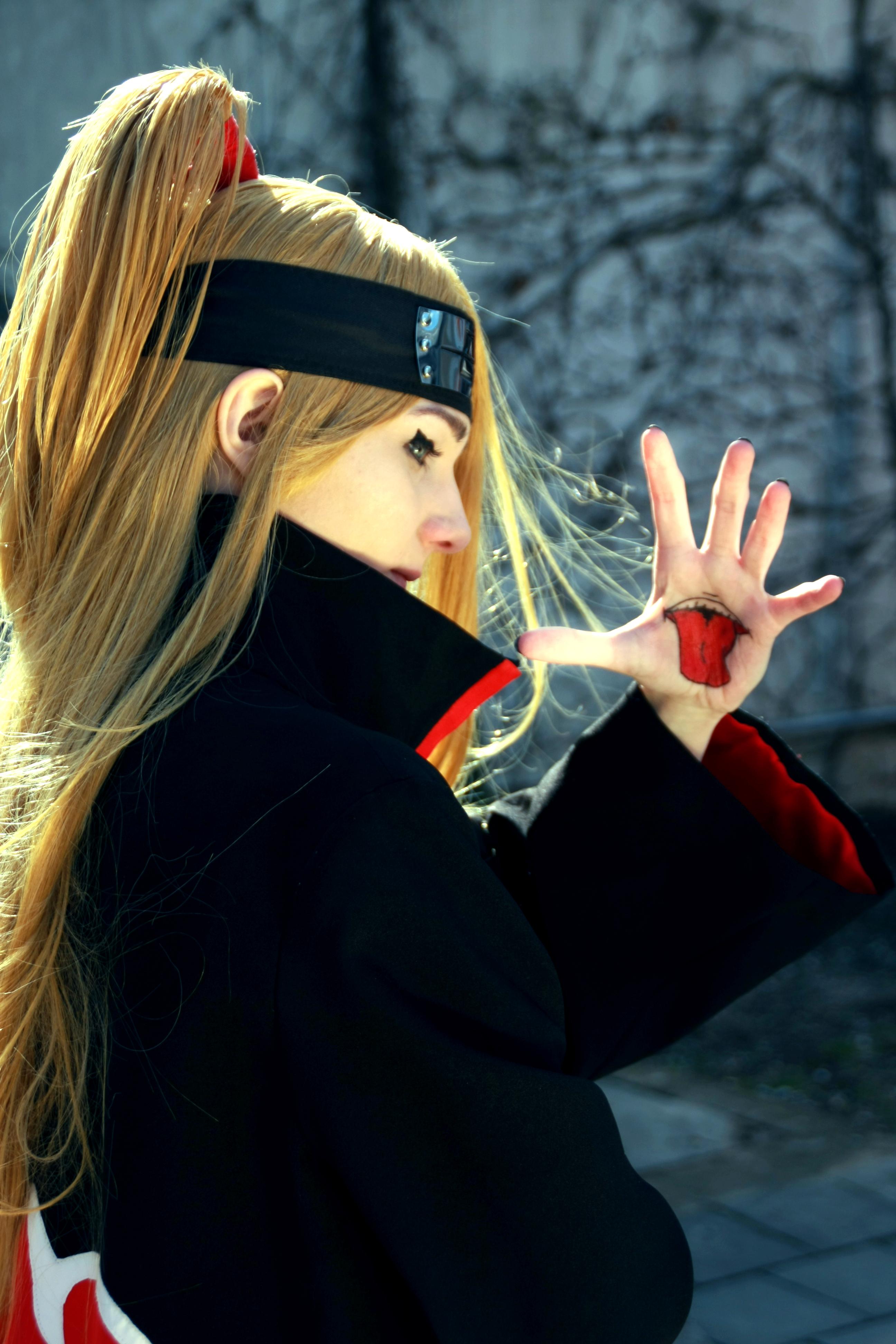 File:Deidara (Akatsuki) (Naruto) (8104747573).jpg