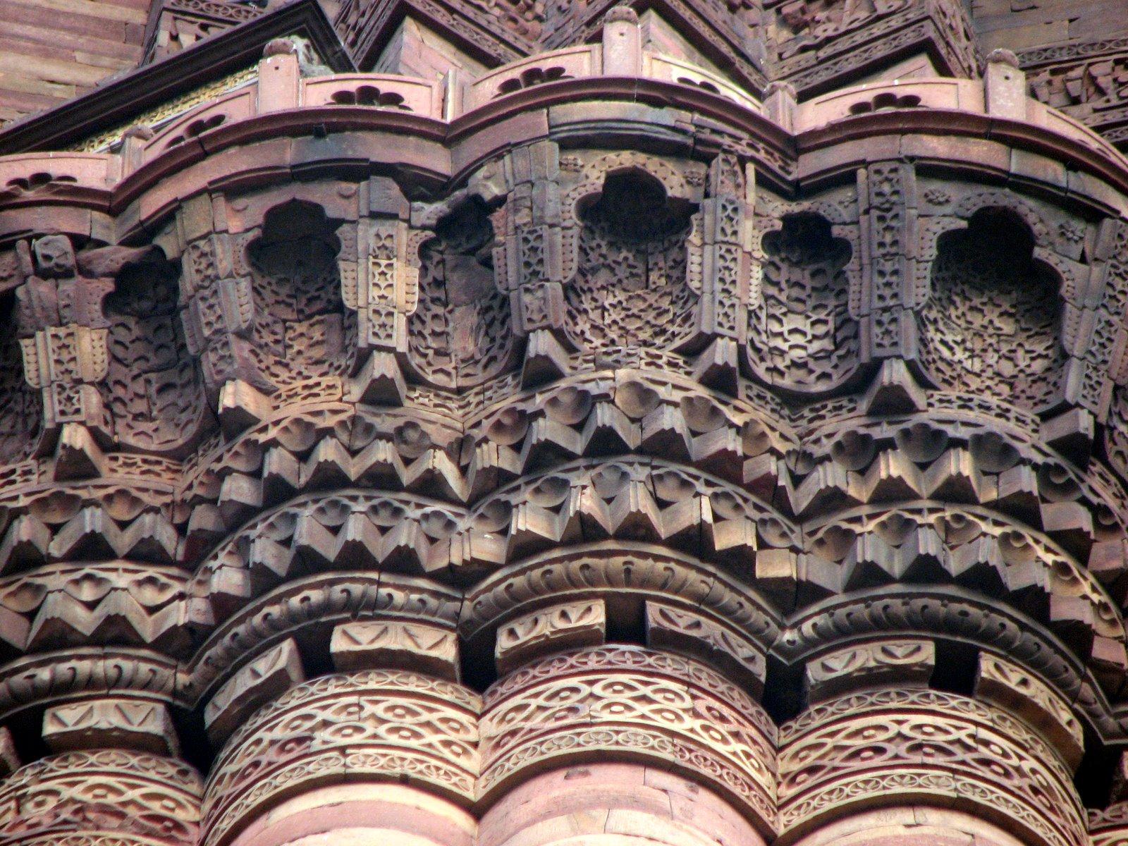 File details of muqarnas corbel balcony qutb for Balcony origin