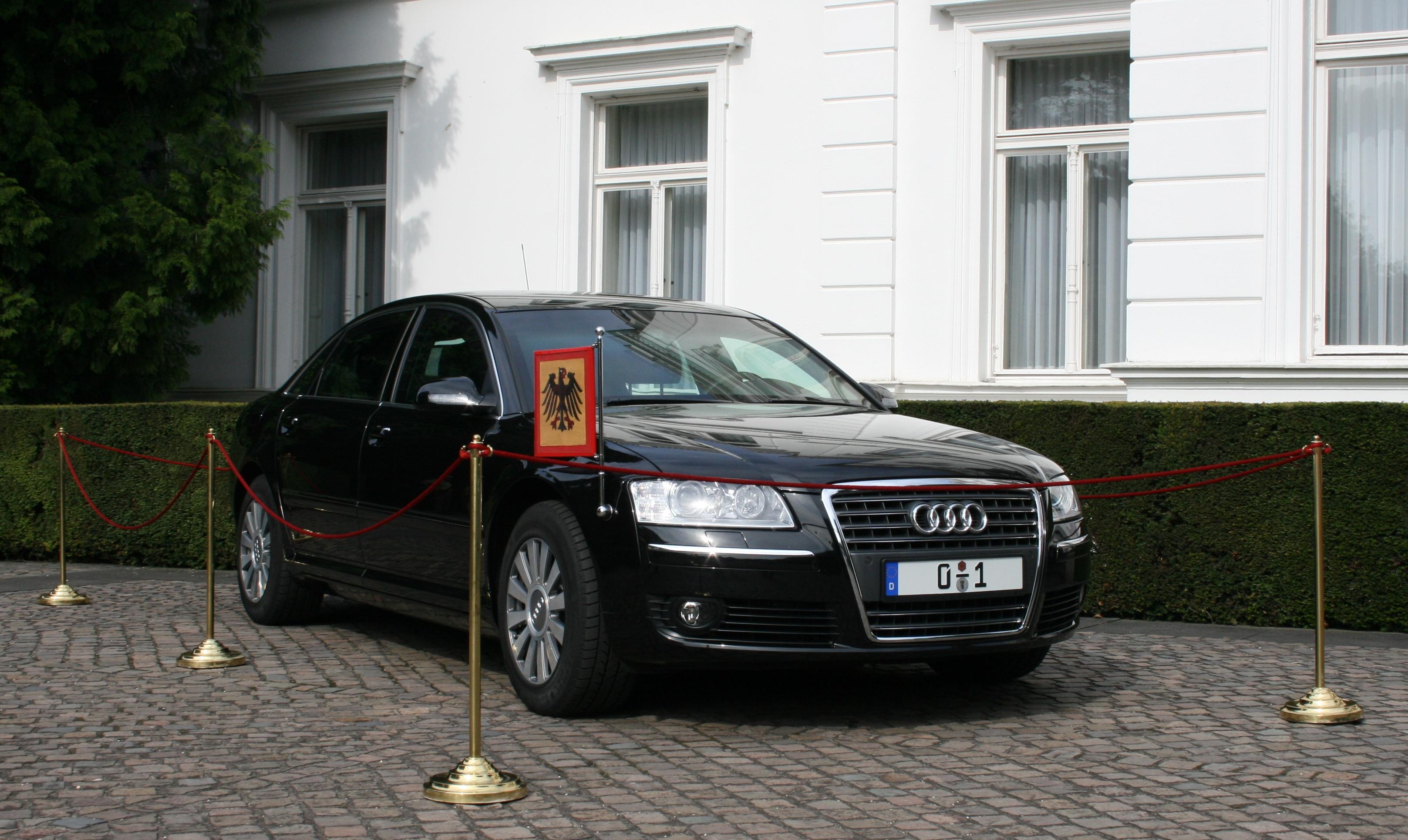 File Dienstwagen Audi Bundespr 228 Sident Bonn Villa