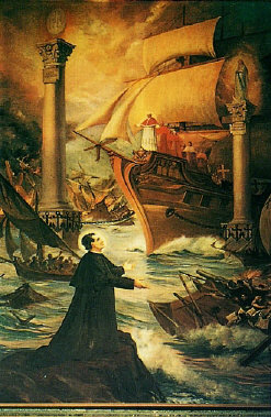 The dreams of Saint John Bosco