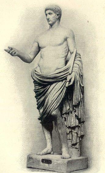Drusus maior Pompeii