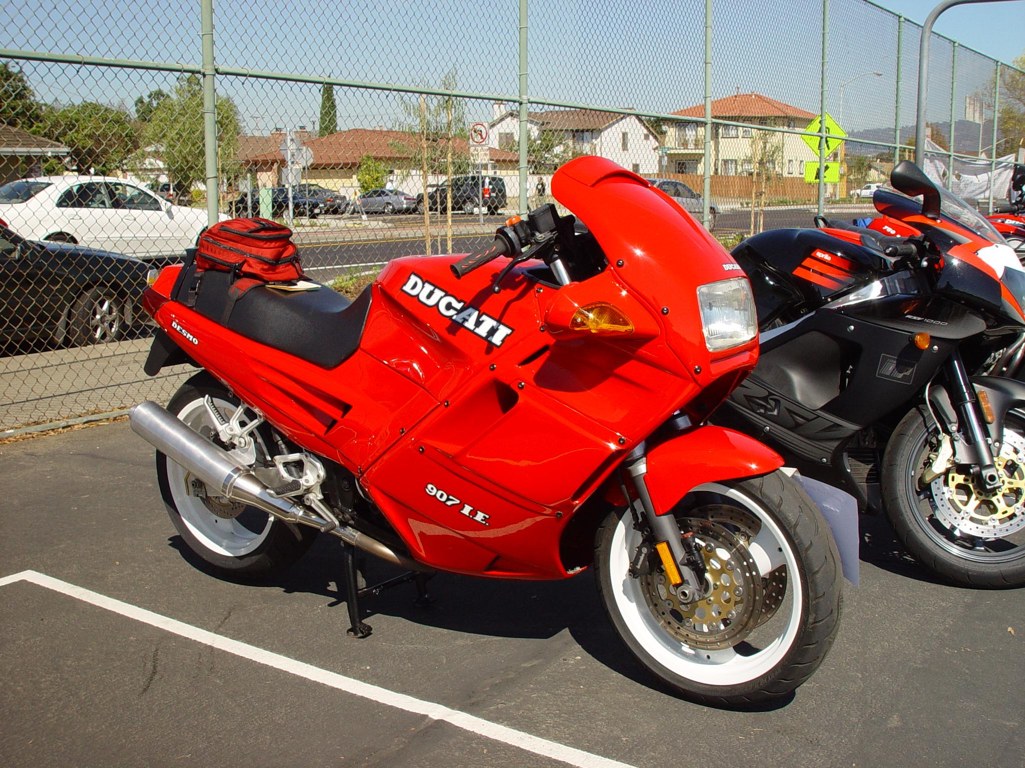 Ducati  Ie Pics White Paint
