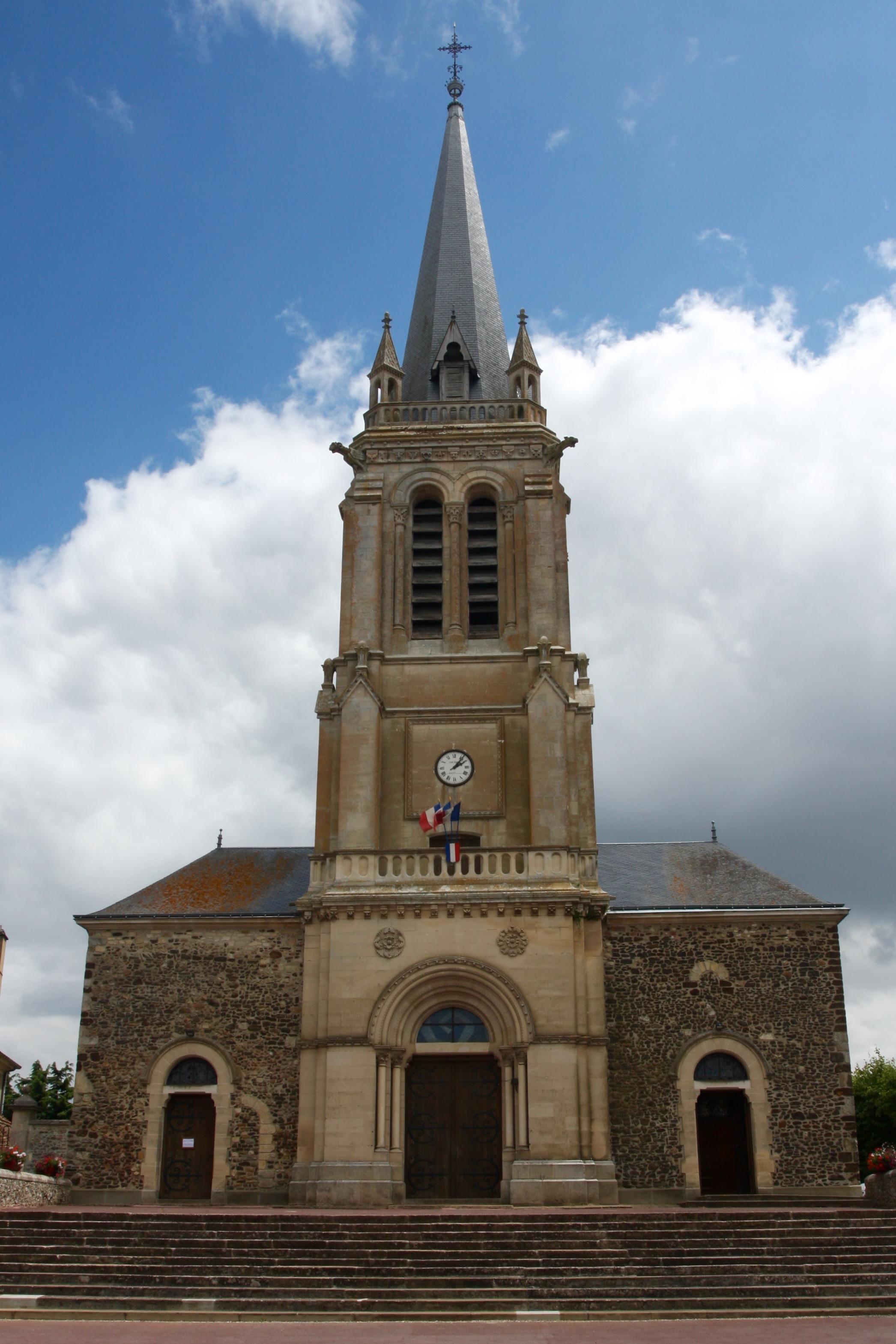 File eglise saint sulpice et saint etienne wikimedia commons - Kartell saint etienne ...
