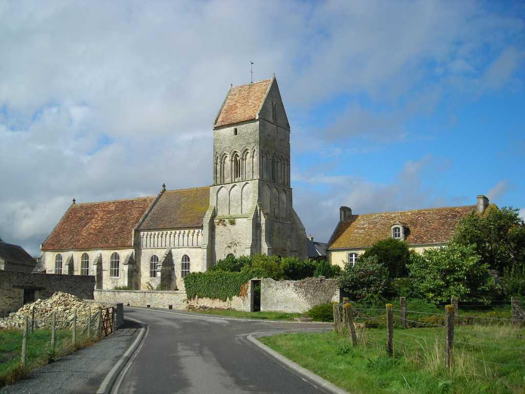 Entree de Noron L Abbaye.jpg