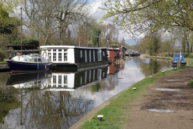 Erewash Canal, Trentlock - geograph.org.uk - 763828