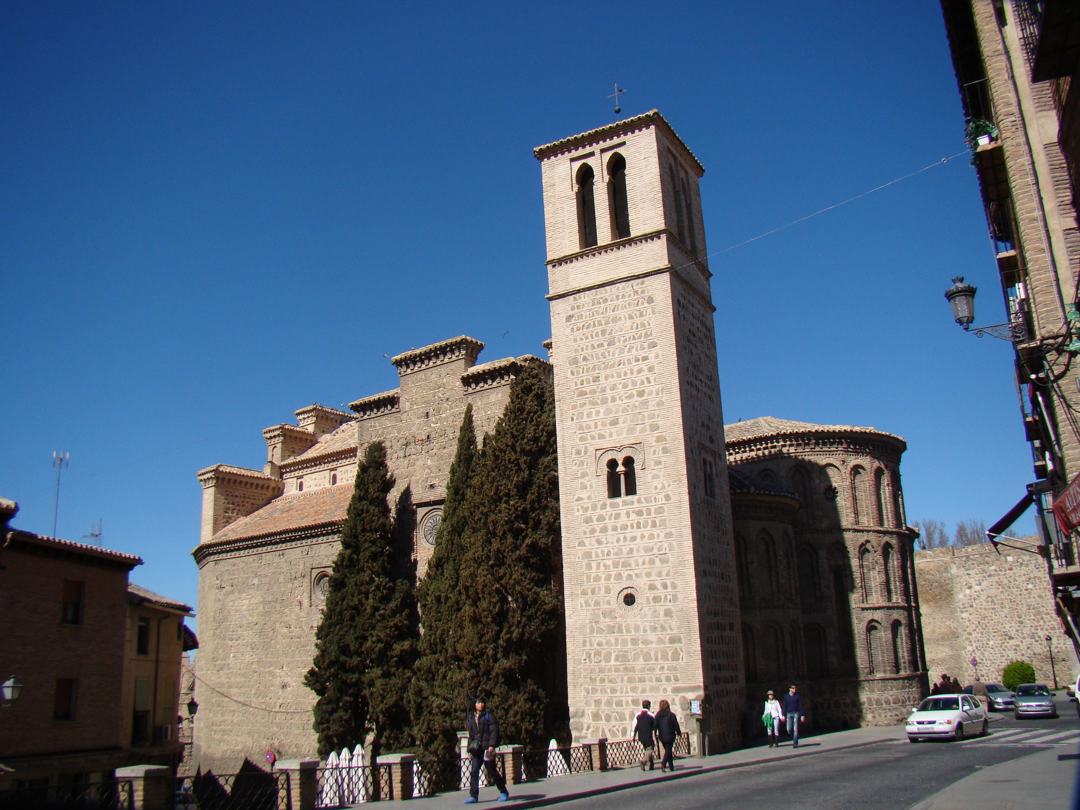 File:España - Toledo - Iglesia de Santiago del Arrabal 003.JPG - Wikimedia Co...