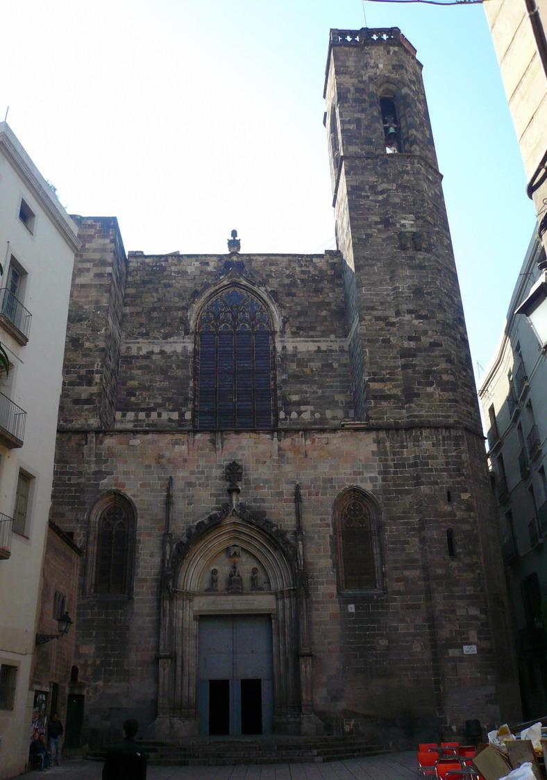 Basílica de los Santos Justo y Pastor - Wikipedia, la ...