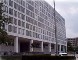 Federal Aviation Administration headquarters i...