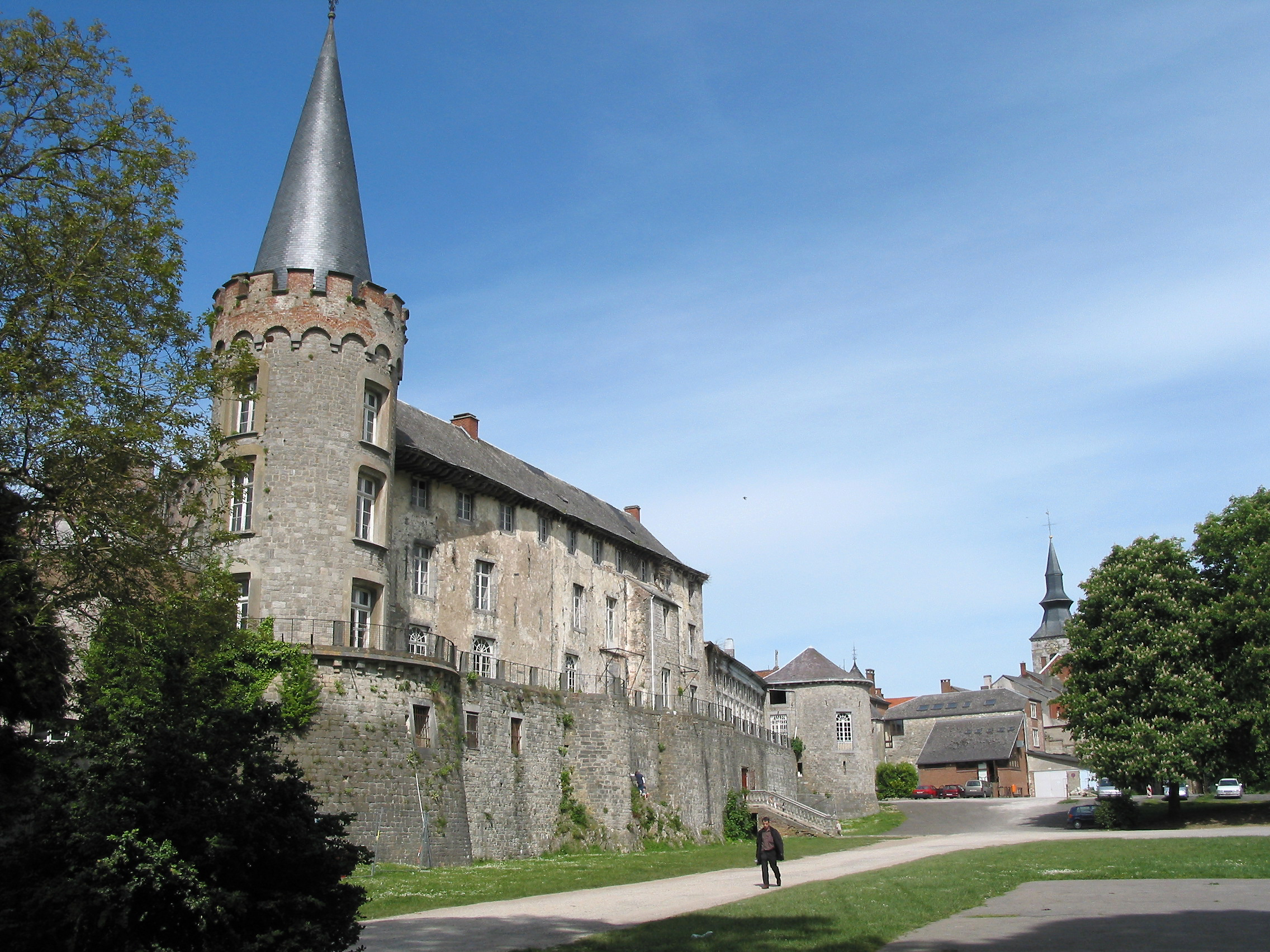 Château de Beaufort / de Florennes - Jean-Pol GRANDMONT Wikipedia