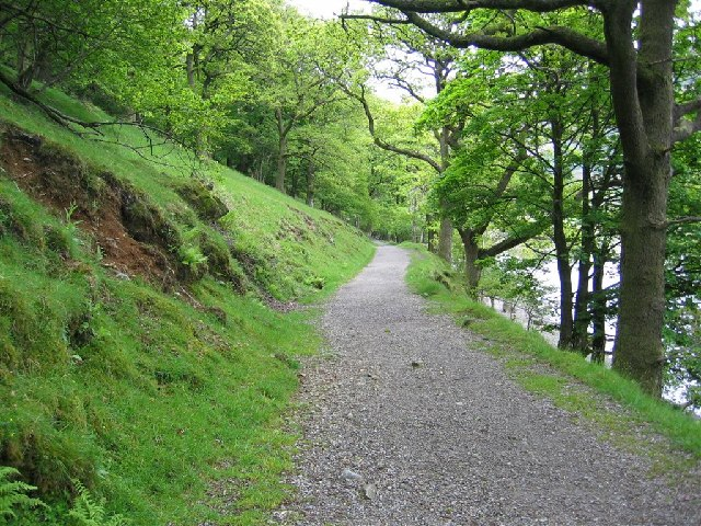 Footpath, Brothers Water - geograph.org.uk - 75772