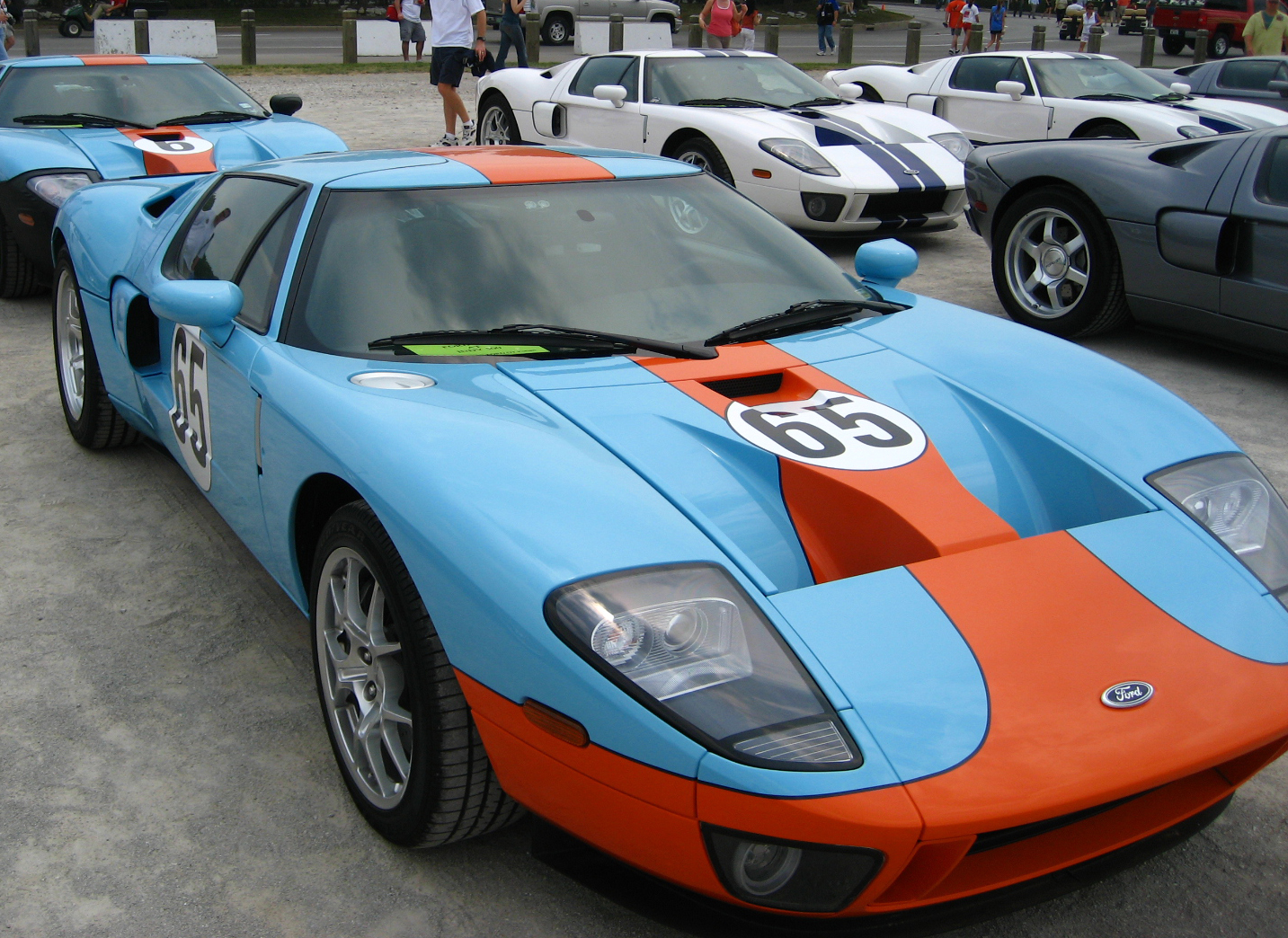 2019 Gt 500 >> File:Ford GT Heritage.jpg - Wikimedia Commons
