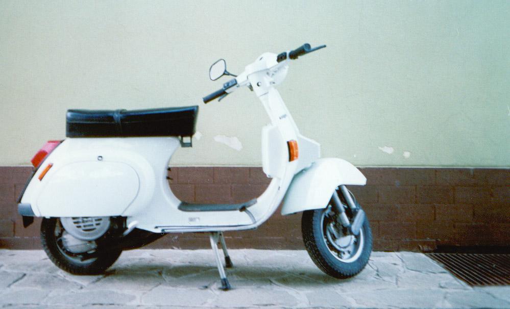 Piaggio Motor Scooter Models