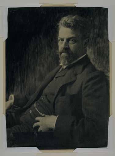 Friedrich August von Kaulbach - Maler