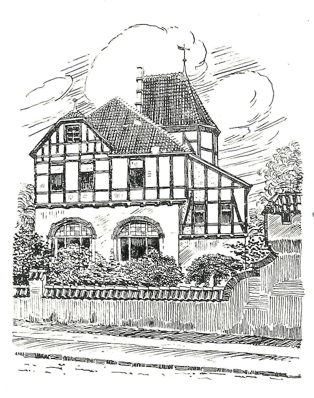 Datei Göttingen Hildeso Guestphalia Haus Jpg Wikipedia