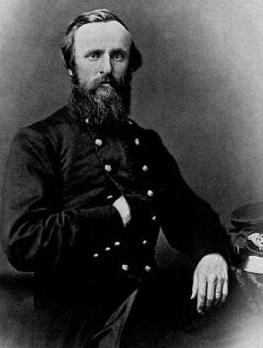 Rutherford B. Hayes was McKinley's mentor during and after the Civil War. General Hayes.jpg